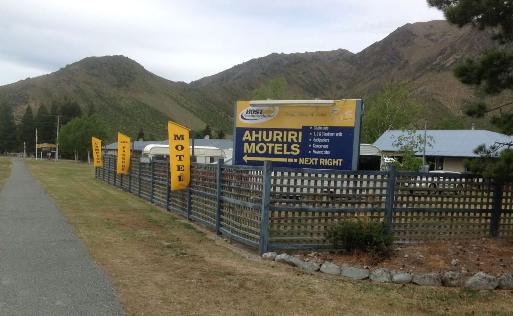 Ahuriri Motels