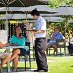 Dining Ambiance Heritage Hotel Omarama