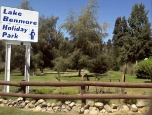 Lake Benmore Holiday Park